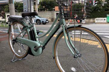 ブリヂストン アシスタプリマ 初めての電動アシスト自転車にピッタリのお手頃モデル