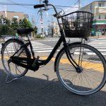 乗っても軽い,持っても軽い,軽い自転車,ブリヂストン アルミーユです.