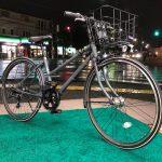 手軽に乗れて,街になじむ一歩先行く大人自転車 BRIDGESTONE ブリヂストン MARKROSA マークローザ