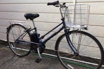 パナソニックティモDXご納車の自転車Timo DXのご案内