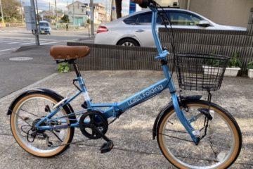 "<span class=""title"">折りたたみ自転車 ダイニチ ロリスフォールディング</span>"